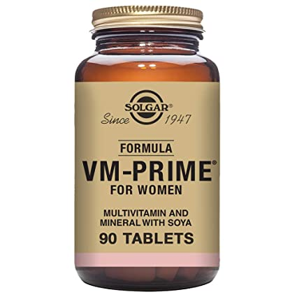 Solgar Fórmula VM Prime Women - 90 Tabletas: Amazon.es ...