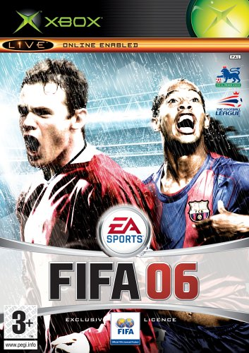 FIFA 06 (Xbox) by Electronic Arts