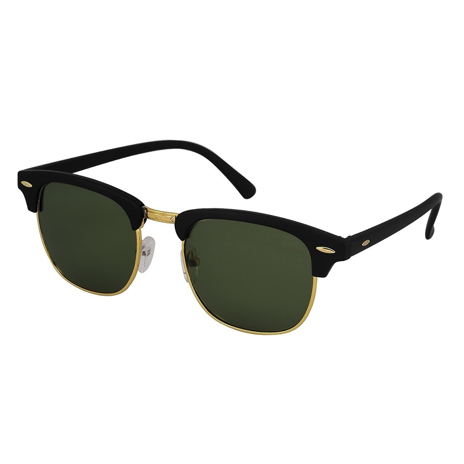 86fde0d017 SHADZ WAYFARER CLUBMASTER SUNGLASSES  Amazon.in  Clothing   Accessories