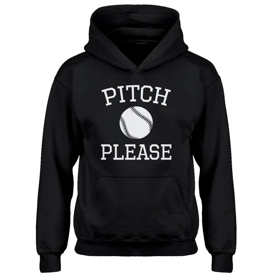 Indica Plateau Youth Pitch Please Kids Hoodie