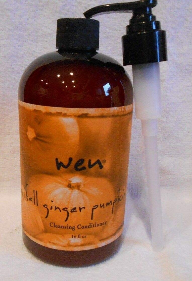 Wen Fall Ginger Pumpkin - Cleanses, Nourishes and