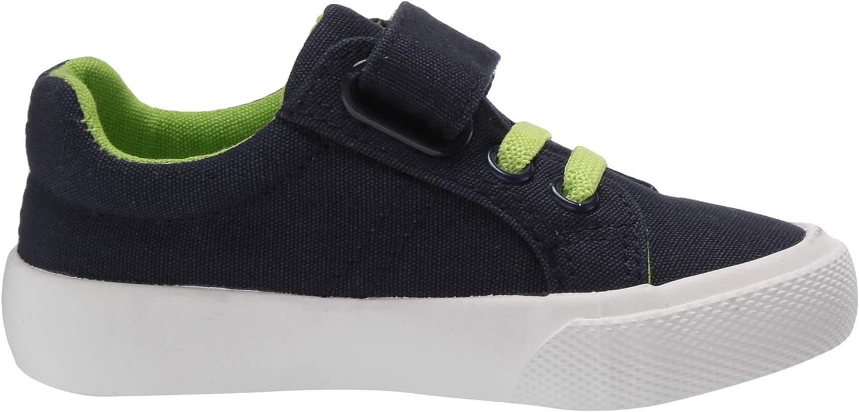 Essentials Little Boys Canvas Velcro Sneaker