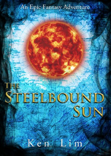 The Steelbound Sun (The Moons of Rhialu Book 2)