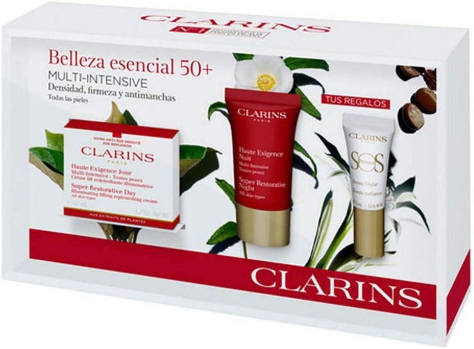 Clarins - Multi Intensiva Día Estuche Todas Las Pieles: Amazon.es: Belleza