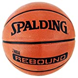 Spalding 1700008 Rubber Basket Ball, Size 7 (Brick)