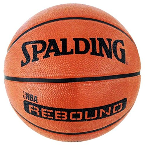 Spalding Rebound Rubber Basketball (Color: Brick, Size: 6 Price & Reviews