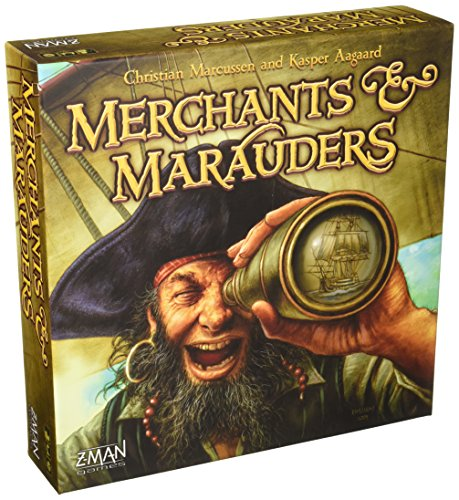 Merchants and Marauders by Z-Man Games