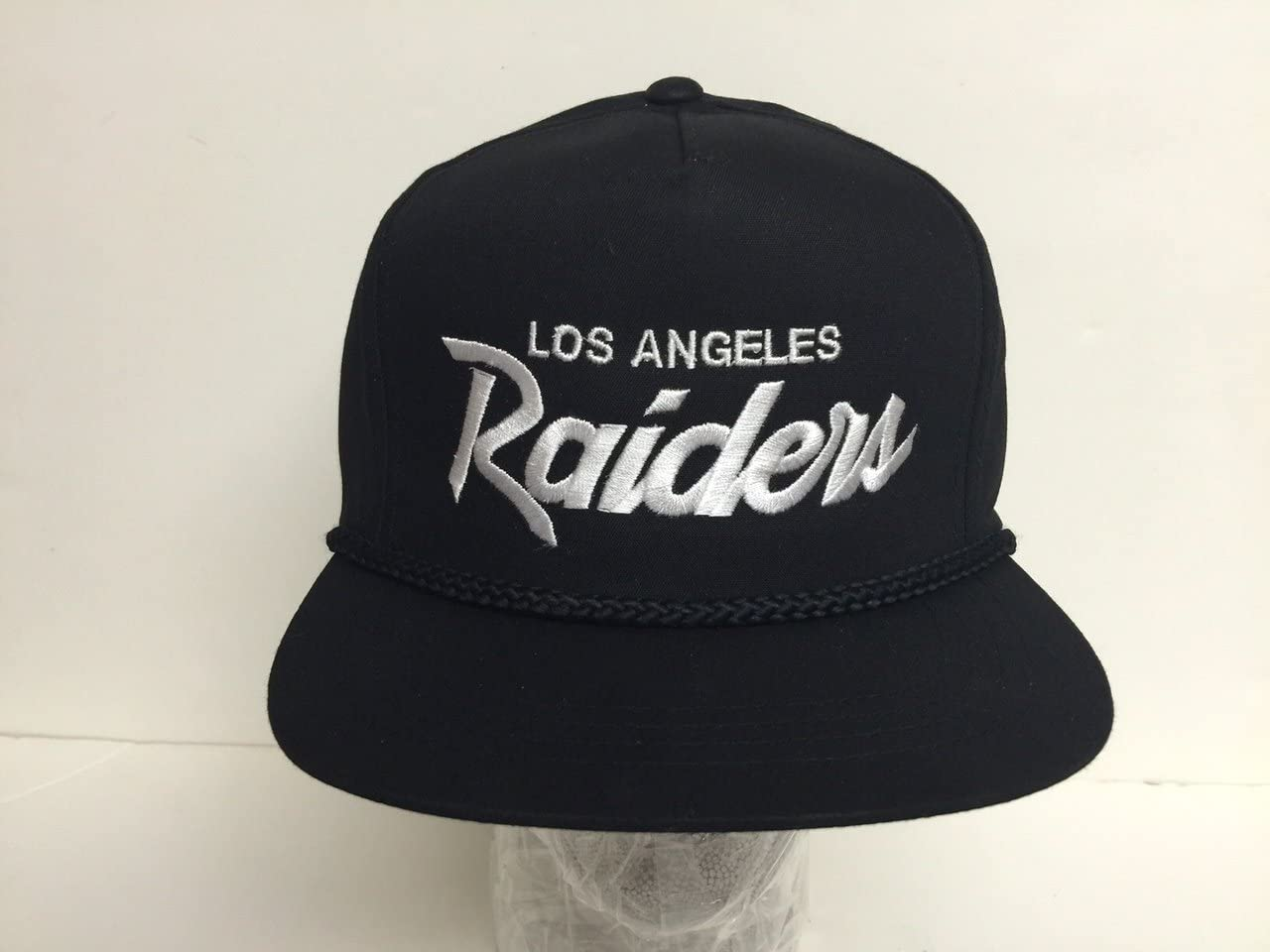 Vintage réplica Gorra de los Angeles Raiders: Amazon.es: Deportes ...