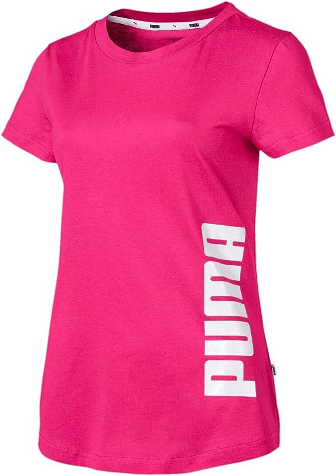 PUMA Damen Summer Graphic Tee T Shirt