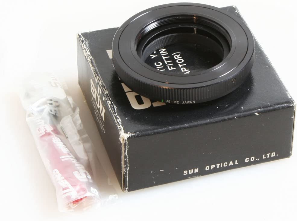 T2 MOUNT LENS TO M42 SCREW ADAPTER RING