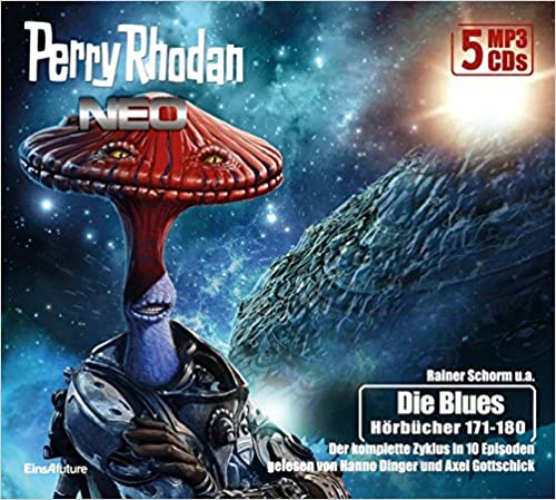 Perry Rhodan NEO -  Die Blues (Folgen 171-180)