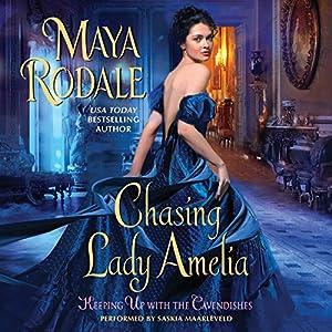 Chasing Lady Amelia Hörbuch