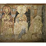 Canvas Prints Of Oil Painting ' Anonymous 12 Century Dos Apostoles ' , 10 x 12 inch / 25 x 30 cm , High Quality Polyster Canvas Is For Gifts And Foyer, Game Room And Home Office Decoration, how to get