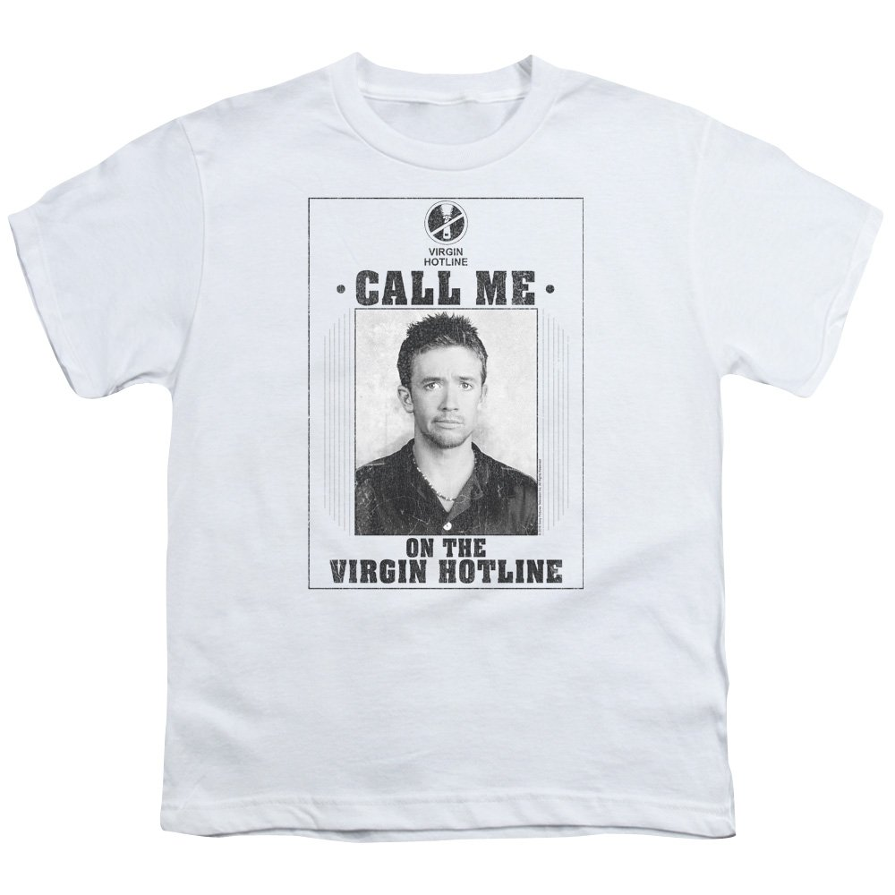 Married With Children Virgin Hotline Youth T-Shirt