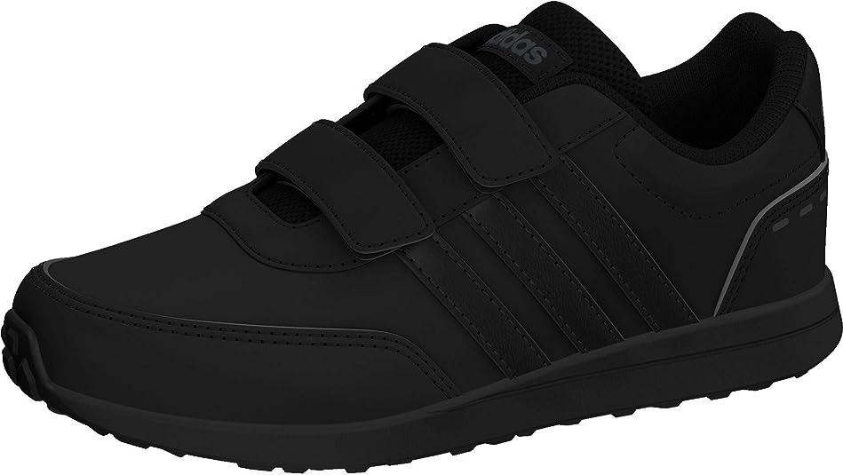 Adidas Vs Switch 2 CMF C, Zapatillas de Trail Running Unisex niño, Multicolor (Negbás/Negbás/Grisei 000), 28.5 EU: Amazon.es: Zapatos y complementos