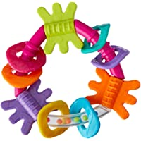 Playgro 2 Assorted New Design Triangle Teether