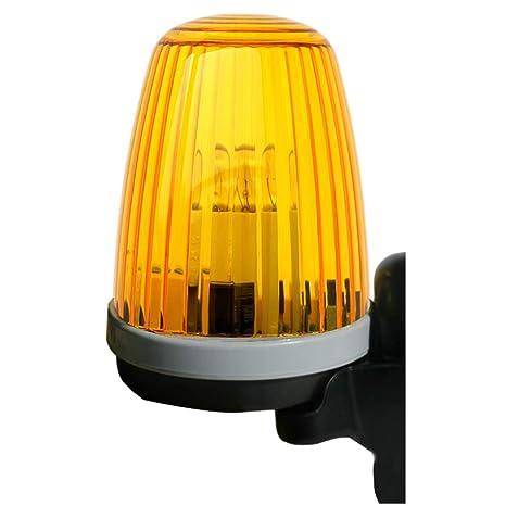 Supreform IP54 - Lámpara de alarma universal de 110 V CA ...