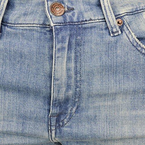 Bleu Femme pour Tommy Jean Slim Jeans qXxXRw4gt