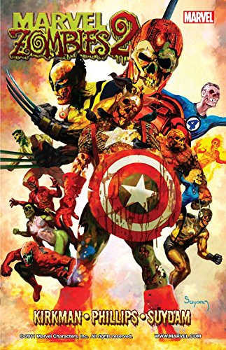 marvel zombies 2 - 2