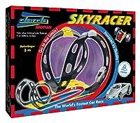 Darda 50112 - Rennbahn Skyracer, inklusive Porsche Boxster, 300 cm Streckenlänge