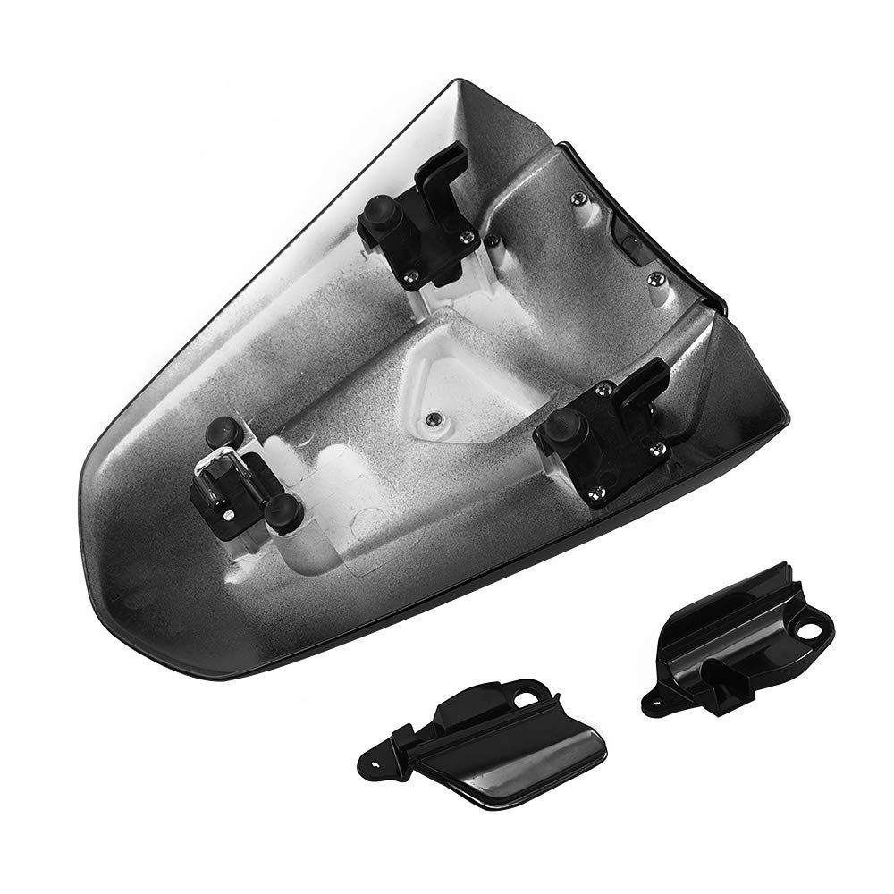 Motocicletta 13 14 CBR500R Passeggero posteriore Sedile Coperchio carena ABS plastica for 2013-2015 Honda CBR-500-R CBR 500R 2014 Nero