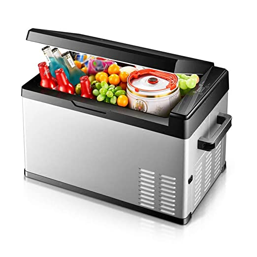 Compresor del refrigerador del automóvil pequeño mini congelado ...