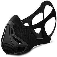 mascara de entrenamiento, Deporte Ejercicios Entrenamiento Máscara - Para Running Ciclismo y Fitness, con la alta altitud elevación Simulación