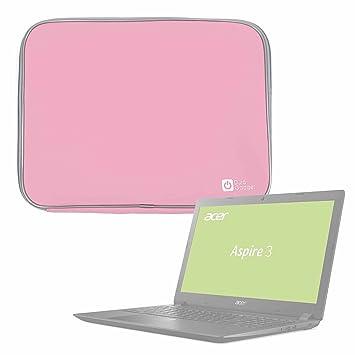 DURAGADGET Funda De Neopreno Rosa para Portátil Acer Aspire 3-A315-41S, ASUS VivoBook S15 S510UA-BR215T: Amazon.es: Electrónica