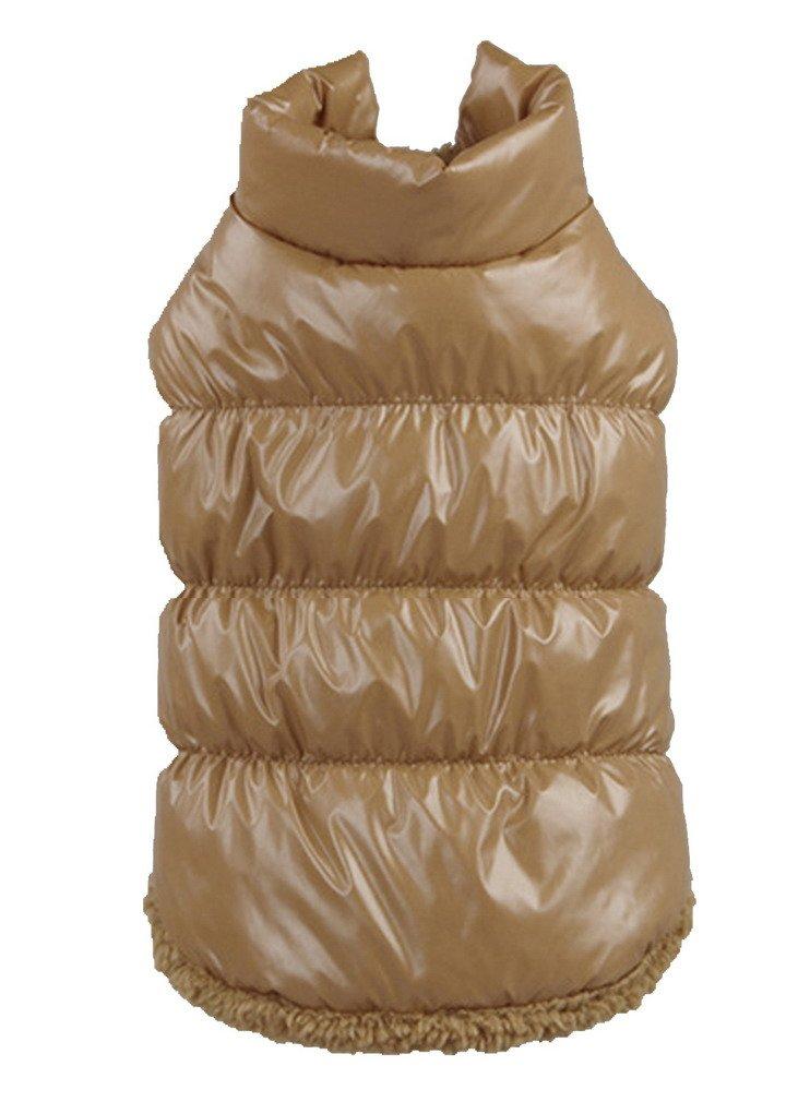 La vogue Chaqueta Acolchada Abrigo Para Perro Caliente Invierno
