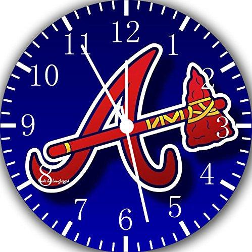 Atlanta Braves Clock - 2
