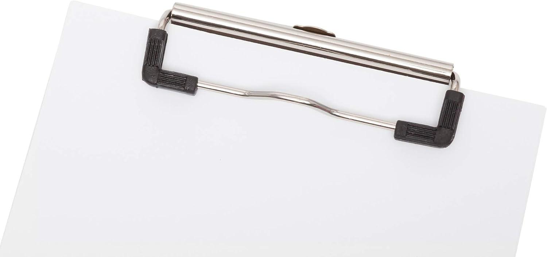 Acrylique Transparent A5 format Portrait MAUL Porte-bloc /Épaisseur 3 mm Ouverture 8 mm Plaque /à /Écrire