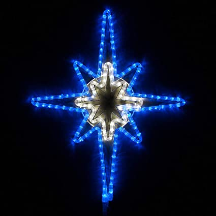 LED Star Lights Christmas Outdoor Christmas LED Star Christmas Outdoor  Decorations LED Rope Light (28&quot - Amazon.com : LED Star Lights Christmas Outdoor Christmas LED Star