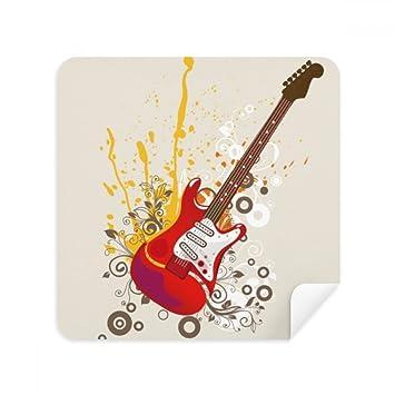 Jazz - Gafas de limpieza para guitarra eléctrica, gamuza limpiadora de pantalla, gamuza, 2 unidades: Amazon.es: Electrónica
