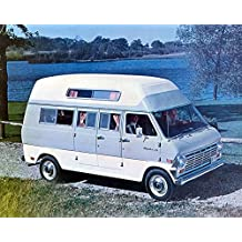 1969 Motorhomes Inc Minihome Van Camper Ford Photo