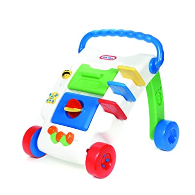 Little Tikes Wide Tracker Activity Walker: Toys & Games
