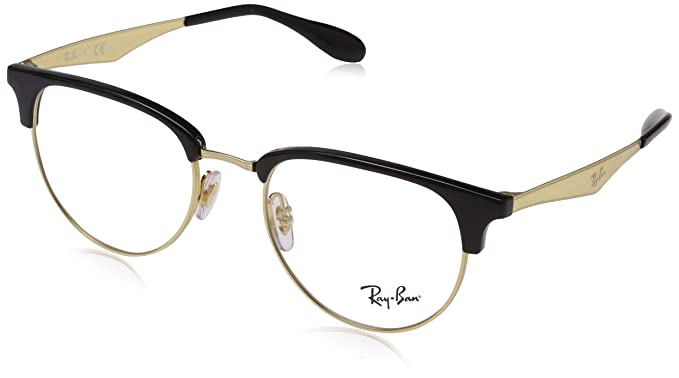f3505f619d Image Unavailable. Image not available for. Colour  Eyeglasses Ray-Ban  Optical RX 6396 5784 ...