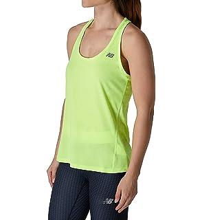 e54ad9e9d4902 Amazon.com: New Balance Women's Heathered Long Sleeve Tee: Sports ...