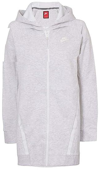 Amazon.com  NIKE Tech Fleece Mesh Cocoon Womens Jacket Size L  Sports    Outdoors 7d5465772