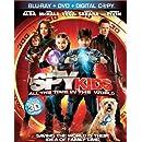 Spy Kids 4 (3D Blu-ray + Blu-ray + DVD + Digital Copy)