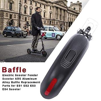 Guardabarros Scooter Mud para Ninebot KickScooter ES1, ES2 ...