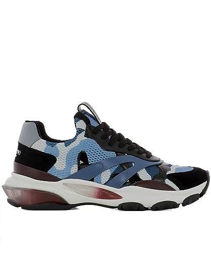 Valentino - Zapatillas para Hombre IT - Marke Größe, Color, Talla 44 EU: Amazon.es: Zapatos y complementos