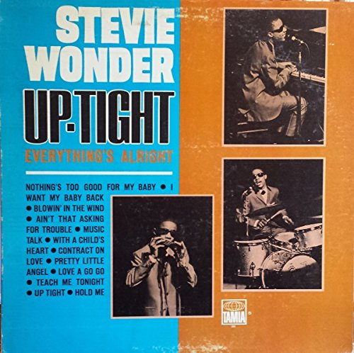 Stevie Wonder - Up-Tight (Everything