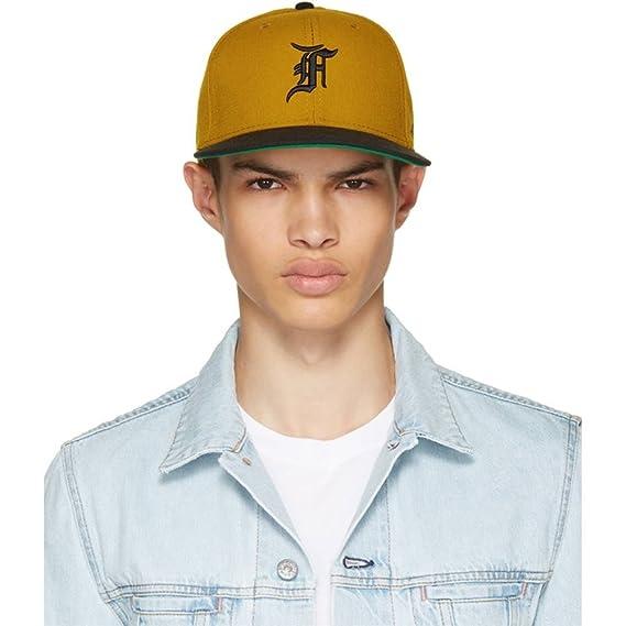 7a842f80d9a (フィアオブゴッド) Fear of God メンズ 帽子 キャップ Tan New Era Edition Cap