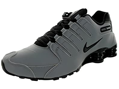 low priced 78f11 7c33a NIKE Shox NZ - Age - Adulte, Couleur - Gris, Genre - Masculin, Taille -  45,5 Amazon.fr Chaussures et Sacs