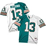 new products edd13 1d380 Amazon.com : Dan Marino Miami Dolphins Throwback Jersey ...