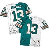 new products 0b356 c3383 Amazon.com : Dan Marino Miami Dolphins Throwback Jersey ...