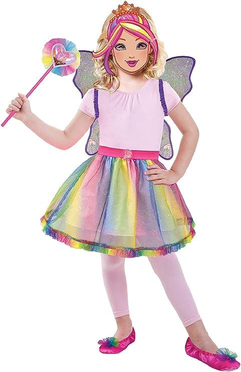 Fancy Me Kit de Accesorios para Disfraz de Barbie con alas de Hada ...