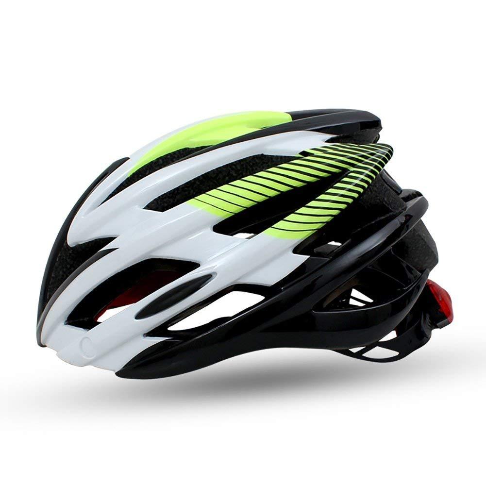 サイクリング自転車用ヘルメット 大人用自転車用ヘルメット18穴CE認証耐衝撃性、調整可能フィットEPS、PCロードサイクリング/サイクリング/バイク/マウンテンバイク スポーツ用保護ヘルメット B07MC74QPQ