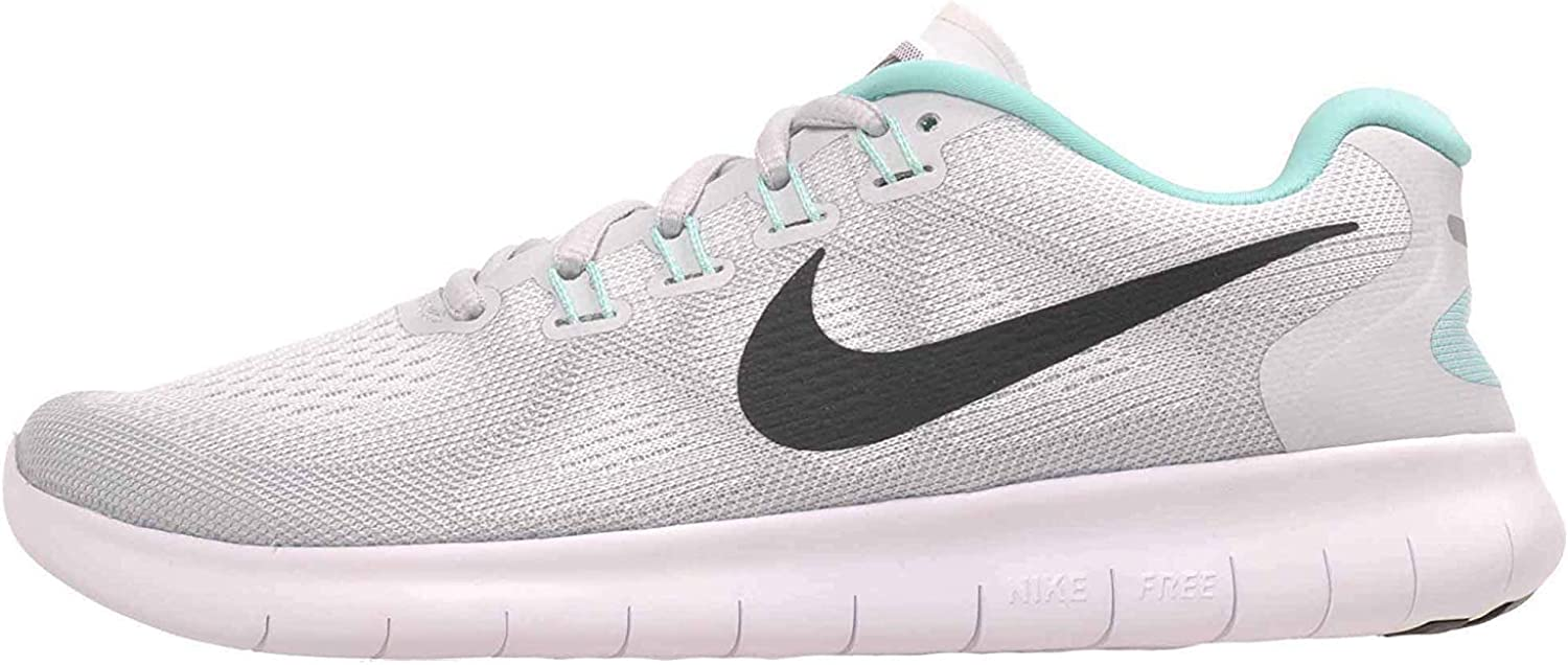 Nike Wmns Free Rn 2017 Womens 880840 103 Size 5 Shoes