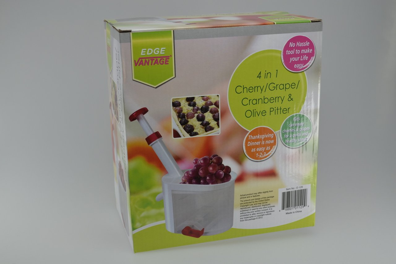 4 in 1 pitter cherry//grape//cranberry /& olive Combined Shipping Available